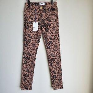 Paige Verdugo Chai Skinny Jeans size 26 NWT